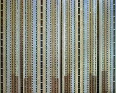 Architecture of Density #111 – Michael Wolf, City, Skyscraper, Architecture, Art