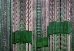 Architecture of Density #12 – Michael Wolf, City, Skyscraper, Architecture, Art
