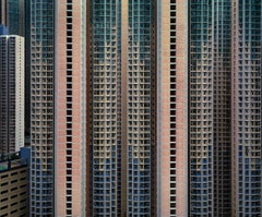 Architecture of Density #20 – Michael Wolf, City, Skyscraper, Architecture, Art