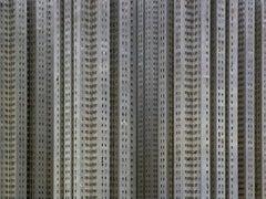 Architecture of Density #76 – Michael Wolf, City, Skyscraper, Architecture, Art