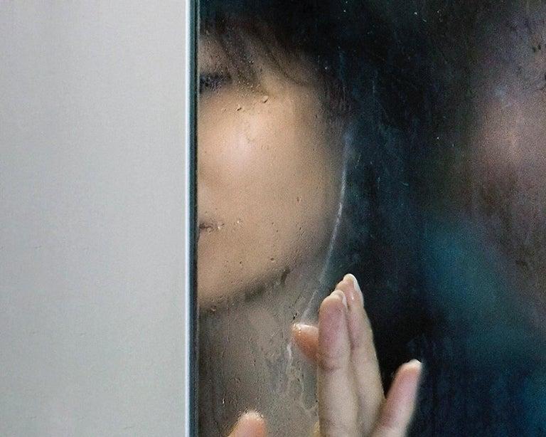 Tokyo Compression #149 – Michael Wolf, Tokyo, Portrait, Street Photography, Art For Sale 1