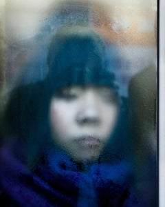 Tokyo Compression #24 – Michael Wolf, Tokyo, Portrait, Street Photography, Art