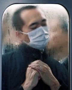 Tokyo Compression #75 – Michael Wolf, Tokyo, Portrait, Street Photography, Art