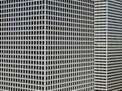 Transparent City #12 – Michael Wolf, Chicago, USA, City, Facade, Skyscraper, Art