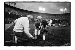 Bill Walsh and Joe Montana, Mentor and Master, NFC Championship 1985
