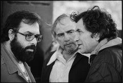 Coppola, Brando & Graham 1975