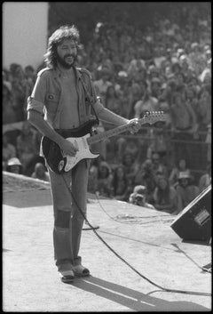 Eric Clapton, Stanford University, CA 1975