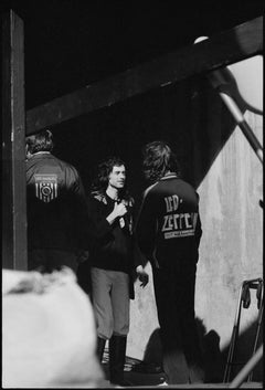 Jimmy Page, North American Tour 1977
