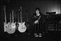 Joan Jett with Guitars