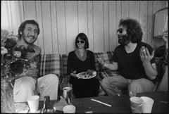 Pete Townshend, Jerry Garcia, Deborah Koons