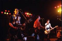 The Clash, Live at Warfield, San Francisco 1980