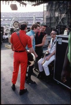 The Clash, Oakland, CA 1982
