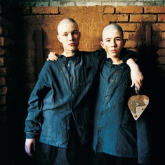 Dima and Maksim (Sentenced for Violence and Robbery, Brick Building Class): Juve