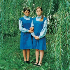 Katya and Dasha (Sisters, Sentenced for Theft. Caught Stealing together with the