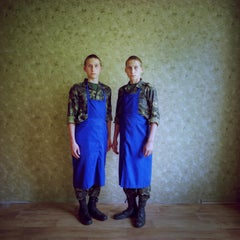 Kyril and Losha, Ukraine