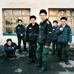 Young Prisoners; Juvenile Prison for Boys