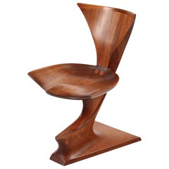 Micheal Coffey Viking Chair, 1960s