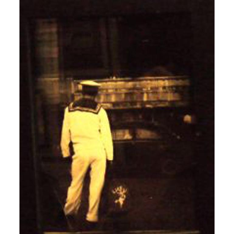 Sailor, Istanbul, 1994