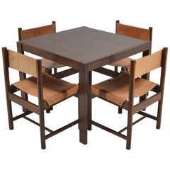 Michel Arnoult Table and Chair Set