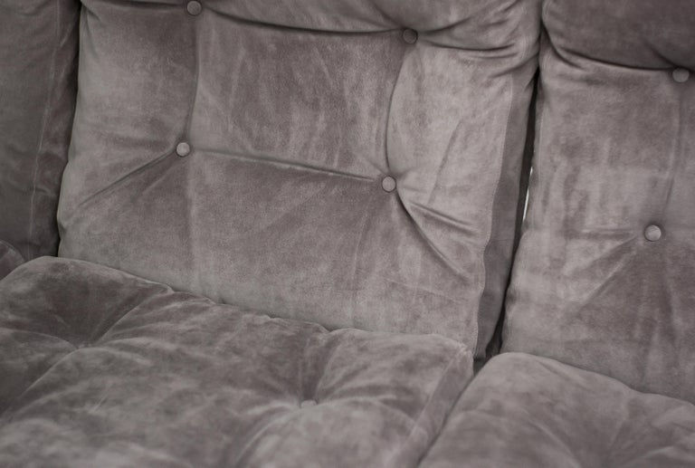 Mid-Century Modern Michel Cadestin Modular Sofas by Airborne For Sale