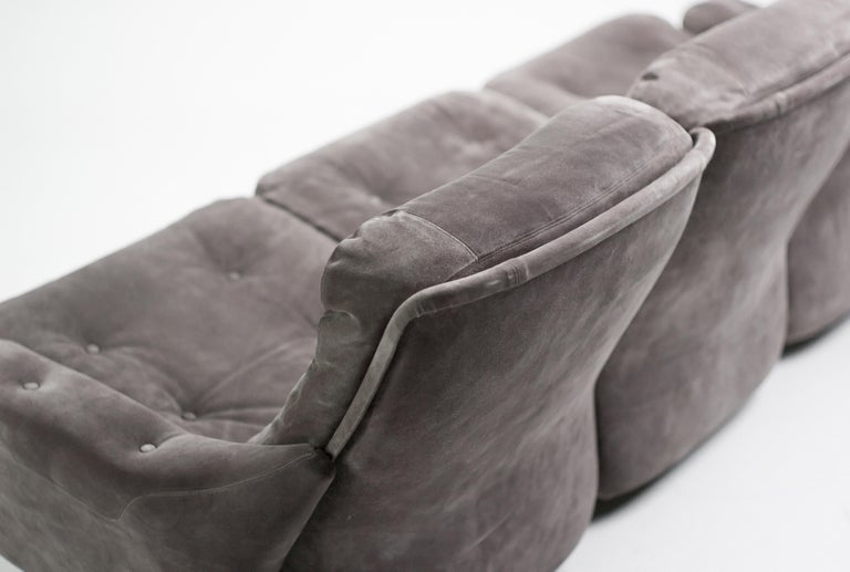 Late 20th Century Michel Cadestin Modular Sofas by Airborne For Sale
