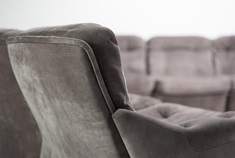 Michel Cadestin Modular Sofas by Airborne For Sale 1
