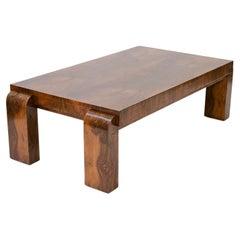 Michel Dufet, Art Deco Low Table, c. 1930