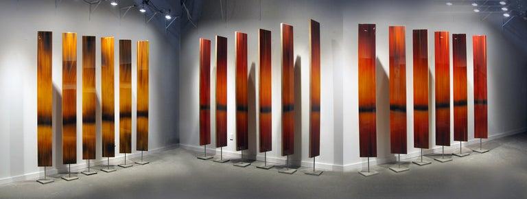 Sequoia - Mixed Media Art by Michel Tabori