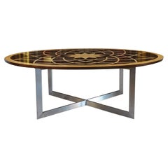 Michelangelo Oval Dining Table