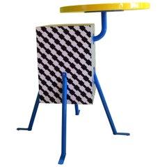 Michele De Lucchi KRISTALL Side Table for MEMPHIS srl