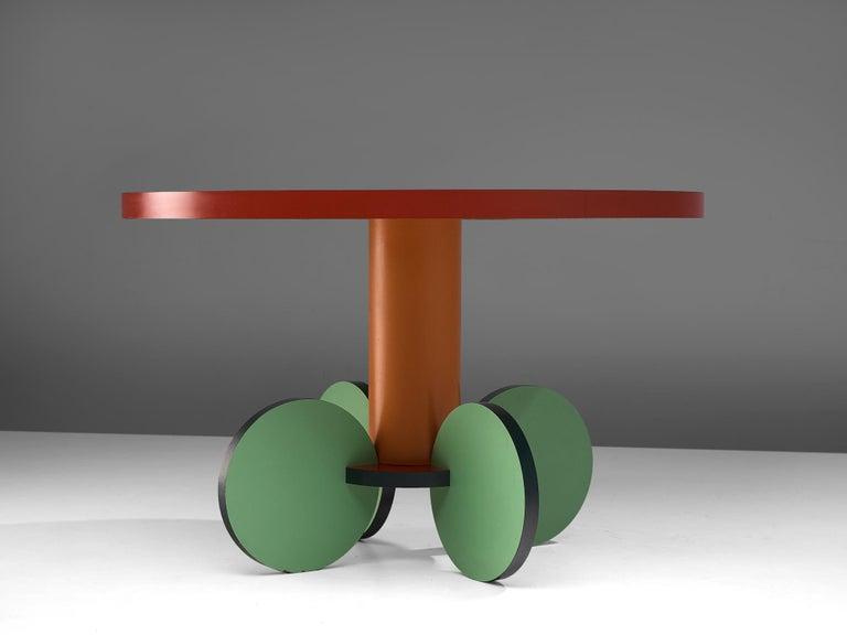 Post-Modern Michele de Lucchi 'La Festa' Table