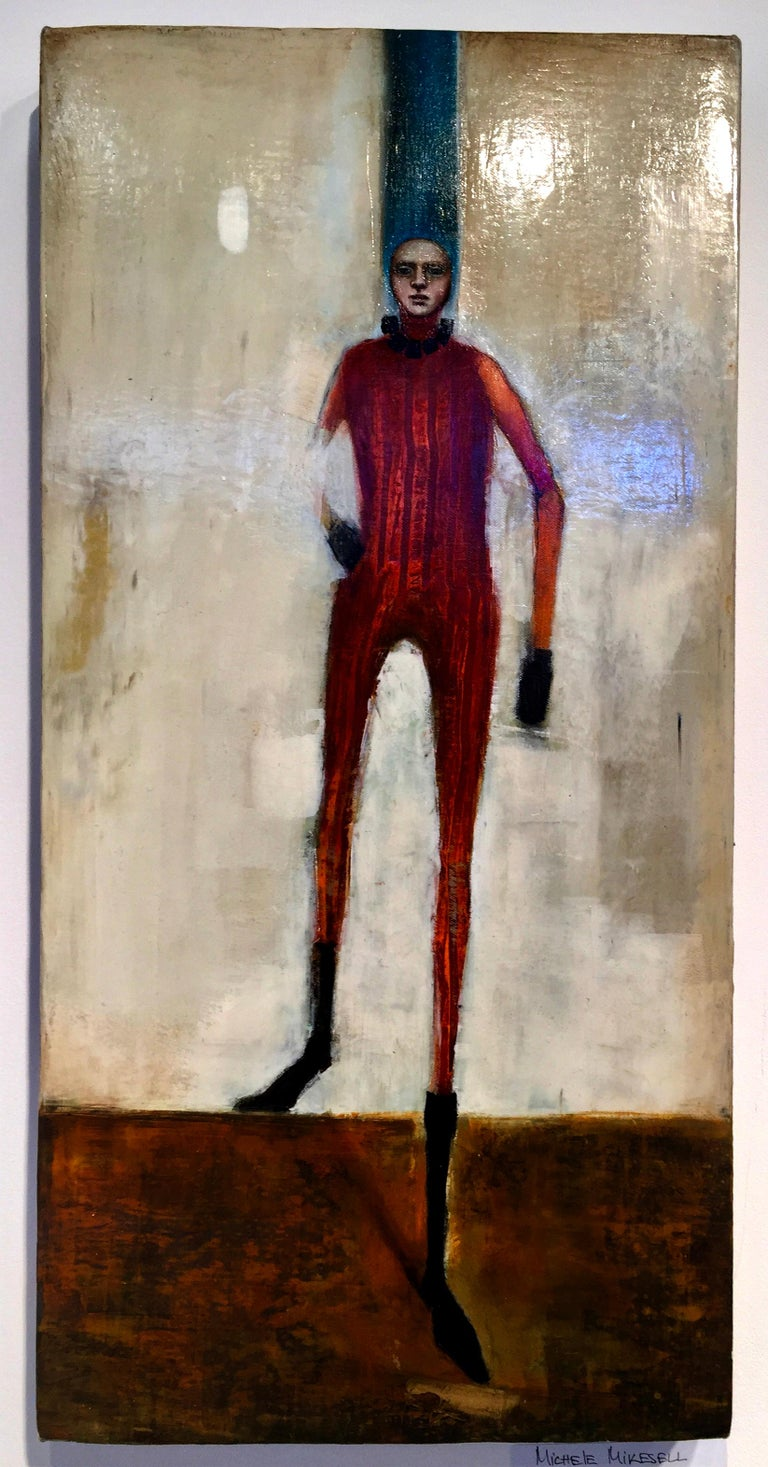 MICHELE MIKESELL b. 1973, Alabama, USA  In 2002, Michele Mikesell earned her Bachelor of Fine Arts with a minor in graphic design from Texas Women's University in Denton, TX. Mikesell completed her Master of Fine Arts at the University of Oklahoma