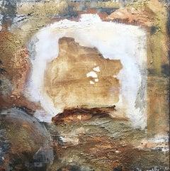 PORTAL { XI }, Painting, Oil on Wood Panel