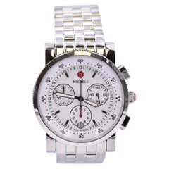 Michele Stainless Steel Sport Sail