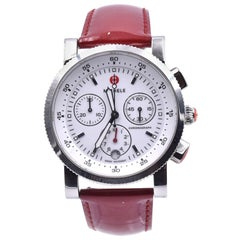 Michele Stainless Steel Sport Sail Watch