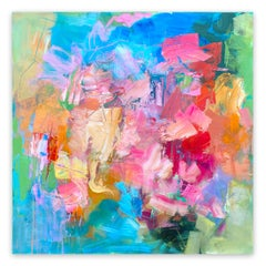 Set in Motion (Abstract painting)
