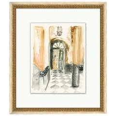 "Michelle Nussbaumer Original Painting ""Corridor"""