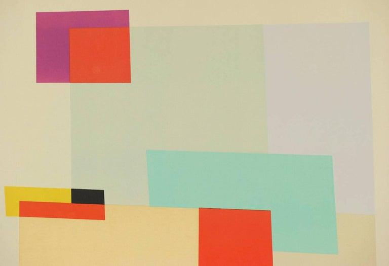 Untitled II - Abstract Print by Michiel Gloeckner