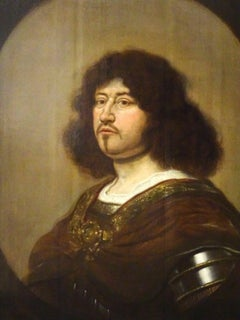 Portrait of a Gentleman, 17th Century