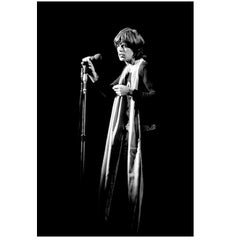 Mick Jagger – Madison Square Garden – Photograph by Michael Friedman