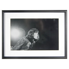 Mick Jagger Photograph - On Stage, London