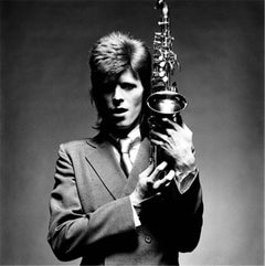 David Bowie, London 1973