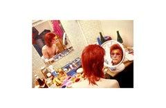 David Bowie, Makeup, Circle Mirror, Scotland, Ed. 28 of 50