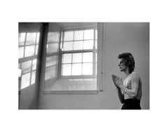 David Bowie, Praying by windows, Aberdeen, Ed. 12 of 35
