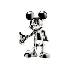 Mickey, Metallic Figurine, Made in France