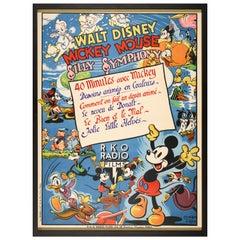 Mickey Mouse, Silly Symphony
