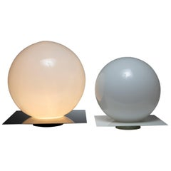 """Micol"" Table Lamps by Sergio Mazza and Giuliana Gramigna for Quattrifolio"