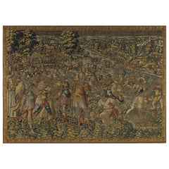 Mid-16th Century Brussels Tapestry