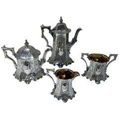 Gothic Serveware, Ceramics, Silver and Glass