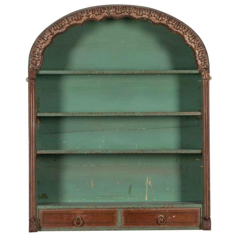 Mid-19th Century Austrian Wall Shelves For Sale